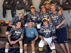 QuinnipiacU. Baseball Team at FGCU