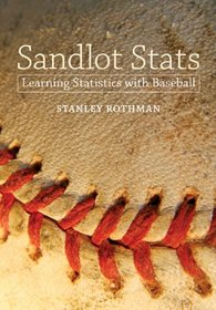 Sandlot Stats Leaning Statistics with Baseball