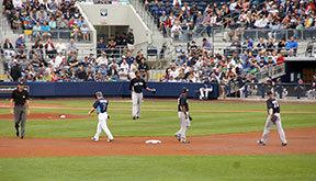 Charlotte Sports Park Spring Training 2013