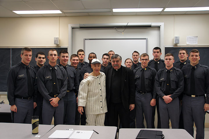 Dr. Stan the Stats Man at West Point
