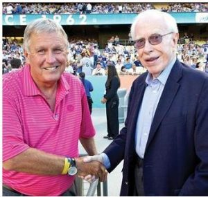Tommy John and Dr. Jobe