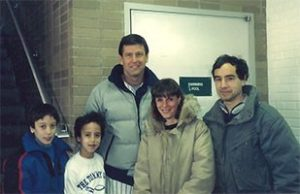 Tommy John and Fans